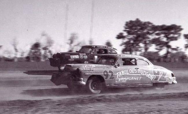 Hudson Hornet Pada Cars