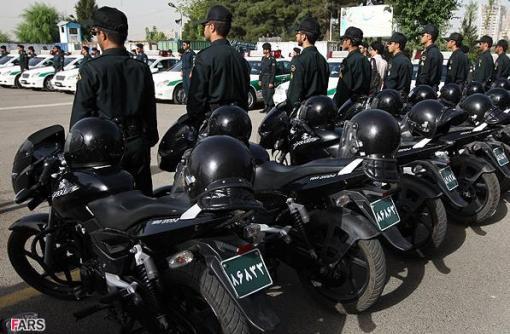 IRANIAN MORALITY POLICE 2