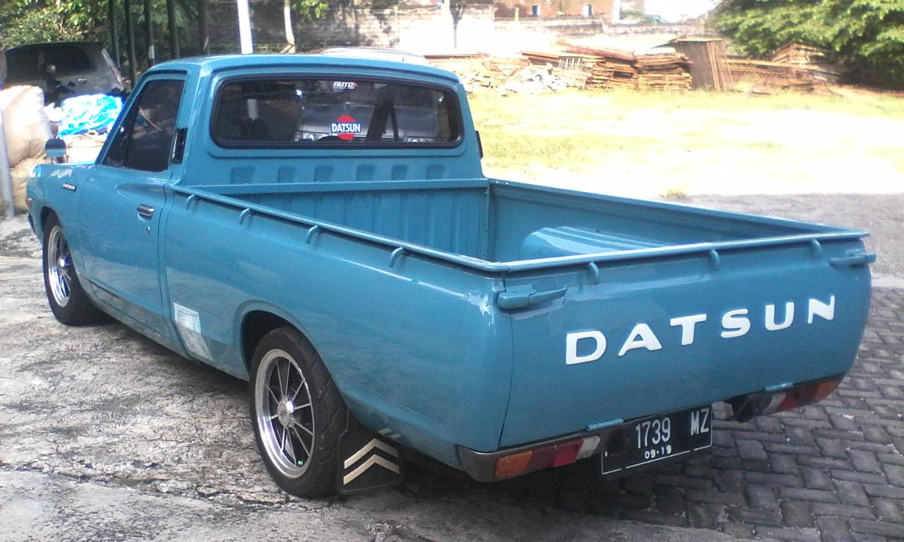 85 Koleksi Modifikasi Mobil Pick Up Datsun Gratis Terbaik